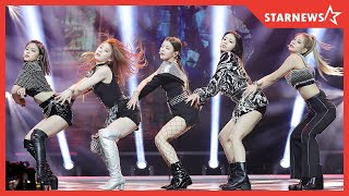 [AAA2020 HD] 있지 (ITZY) - INTRO + WANNABE (Rock Ver.)  + Not Shy  @2020 Asia Artist Awards (AAA2020)★
