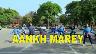 Aankh Marey | Easy Bollywood Dance Steps | Choreography By Step2Step Dance Studio | Phase 10 Mohali