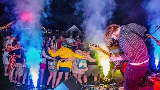2017 highlights from Derbyshire's free music festival Osfest