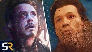 25 Marvel Movie Scenes Too Heartbreaking For Words