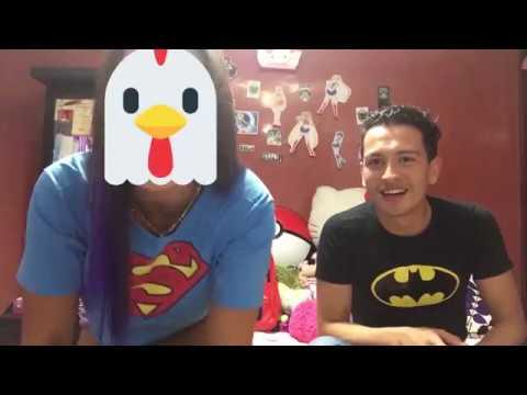 EL RETO DE LOS HUEVOS // SUPERMAN VS BATMAN