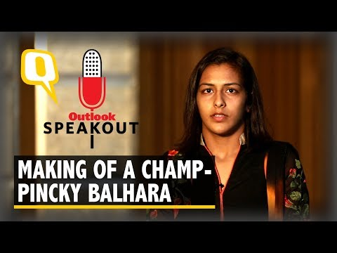 Asian Games Kurash Champ Pincky Balhara On How To Be A Fighter | The Quint