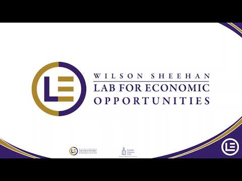 Catholic Charities USA: WEBINAR  Update from Lab for Economic Opportunities LEO