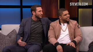 "The 'Den of Thieves' Cast Answer ""Who's The Biggest Ladies Man"" & More"