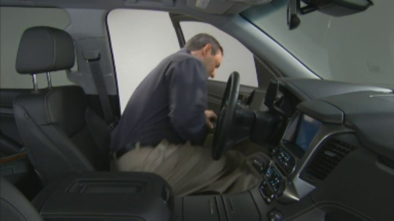 How Things Work - 2015 Chevy Tahoe & Suburban - Passive Entry ...