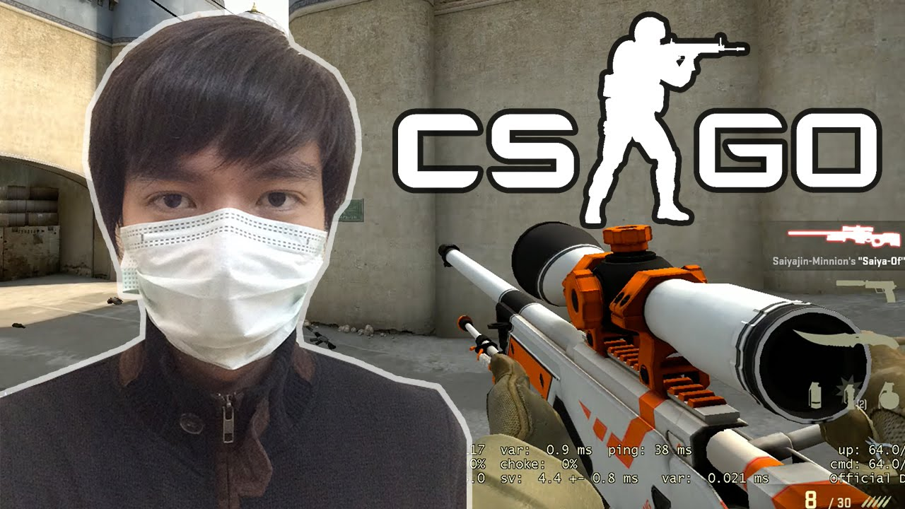Orang Sakit Main CSGO LOL - Indonesia Part 29