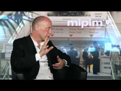 MIPIM - Ben van Berkel, Co-Founder/Principal Architect, UNStudio (NL)