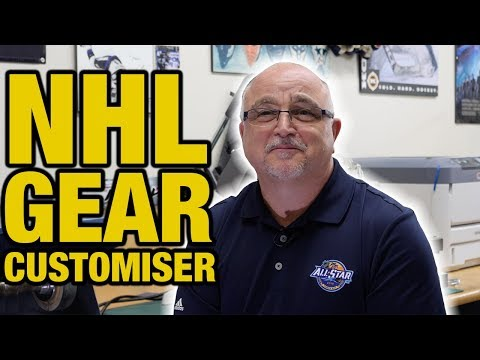 Hardest NHL player to satisfy with equipment? NHL Gear Customiser Marco Answers Your Questions