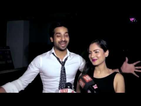 Kunal Verma and Pooja Banerjee at Nikita Dutta's birthday bash