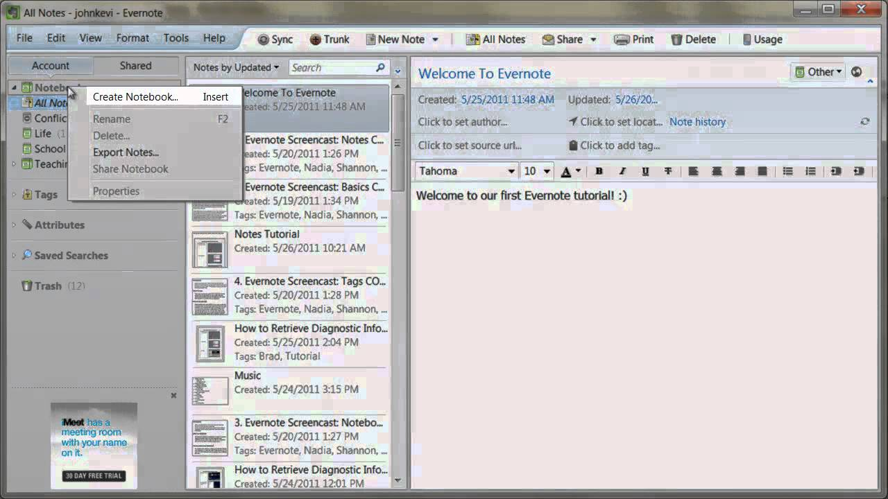 EVERNOTE NOTEBOOK FOR PDF DOWNLOAD » Pauls PDF