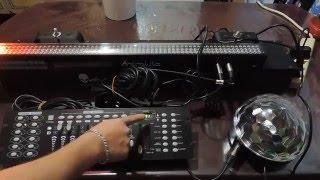 ¿Qué es DMX? ¿Cómo funciona? Controla tus luces de dj con DMX512
