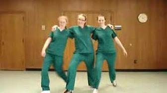 Dancing Nurses Youtube