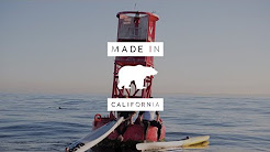 Made in California: Joe Bark Shapes Paddleboards to Fuel His Passion