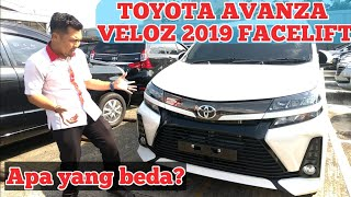 Toyota Avanza Veloz 1.5 2019 Facelift Review