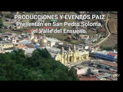 28 de enero CONCIERTO EN SOLOMA - Marimba Los 5 Altares LA INTERNACIONAL