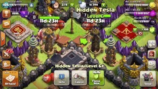 Clash of Clans - Upgrades and War Attacks! Ep. 04
