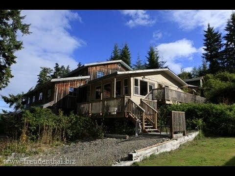 Hidden Cove Lodge bei Telegraph Cove | Vancouver Island (Kanada)
