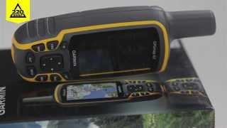Туристический навигатор GARMIN GPSMAP 62 Russia