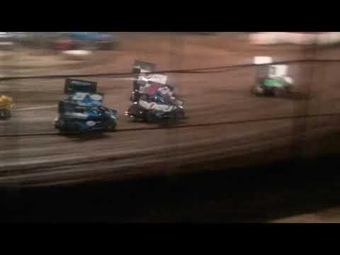 POWRi Micros B Main  Macon Speedway