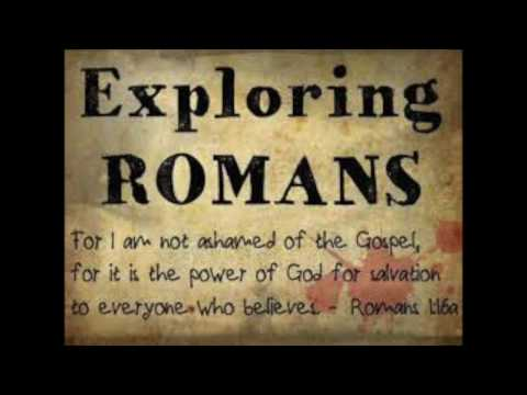 Teaching Context on The Book of Romans  By Sonny Mitchell