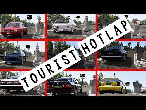 ESPECIAL TOURIST HOTLAP 2 / A mejorar los tiempos! / ASSETTO CORSA