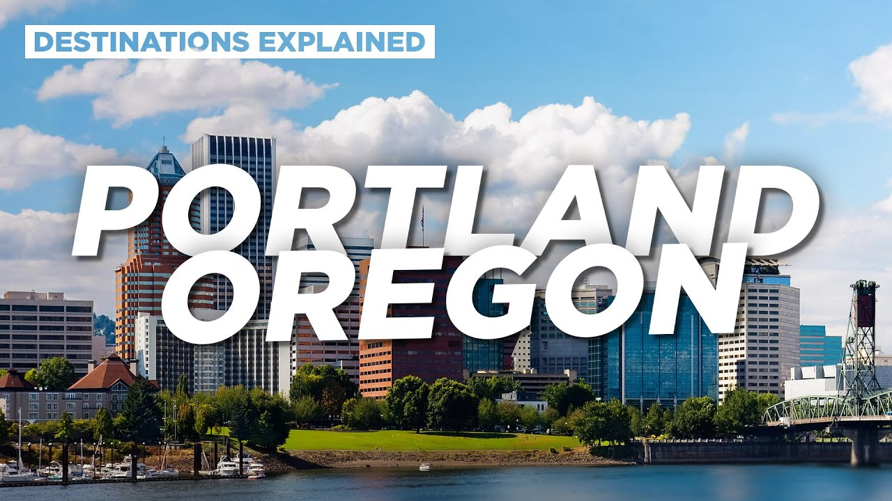 Download Portland Oregon: Cool Things To Do // Destinations Explained