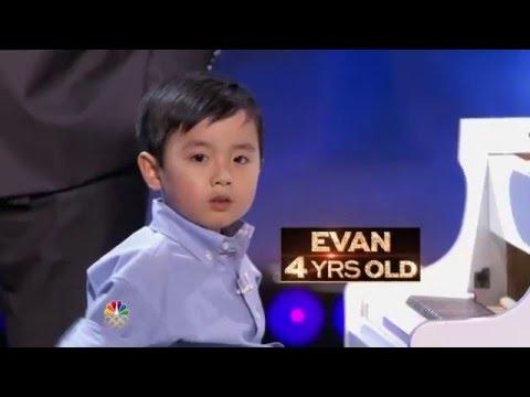 Little Big Shots - Evan