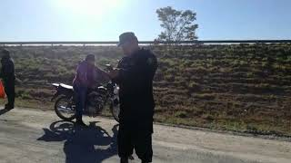 Video: Repudio a la llegada de Macri en Perico