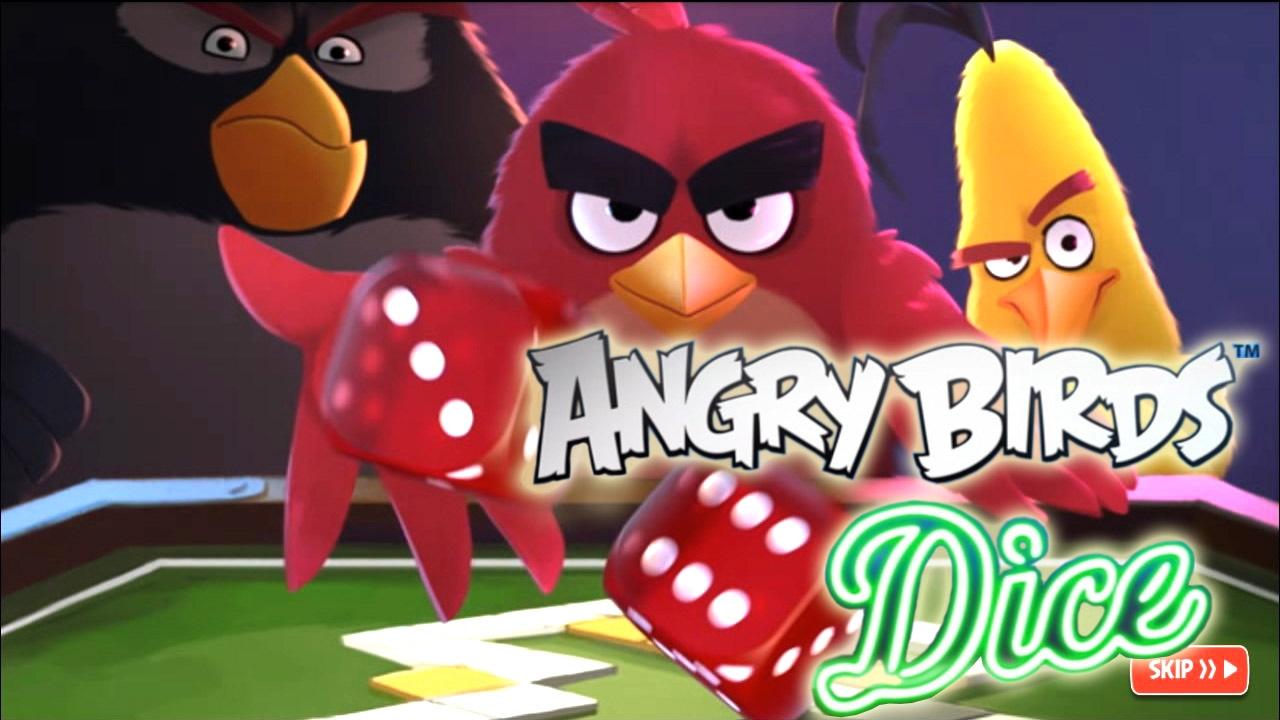 Angry Dice