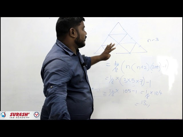 HOW TO FIND NO OF TRIANGLES By Prakash Sir