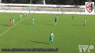 Eccellenza Girone B Fortis Juventus-Terranuova Traiana 1-3