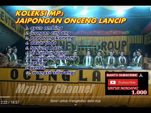 Mp3 Jaipongan Oceng Lancip 01