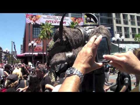 Matt Winston Is The Voice Of Bodock At Comic Con SDCC 2014