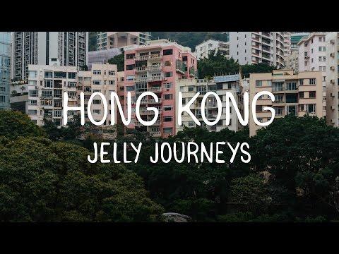 HONG KONG — Travel Vlog   Jelly Journeys