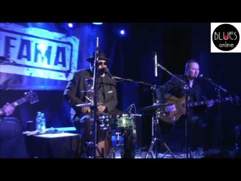 Big Daddy Wilson Trio - Texas Boogie