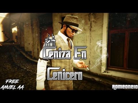 Anuel AA - Ceniza En Cenicero (Video Oficial) (GTA V) (GTA ONLINE)