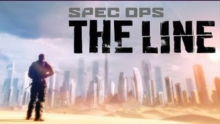Spec Ops: The Line - PS3 Gameplay
