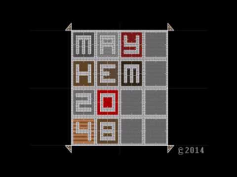 MAYhem 2048 Music - Map 21 - Aberinkula (Good Doom Music #278)