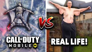 Call of Duty Mobile vs. Real Life!