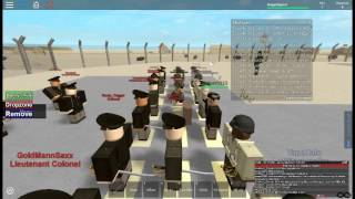 ROBLOX USM: New general of armies