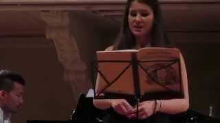 Lisa Pontoni canta Mozart