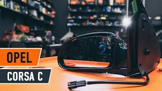 Mantenimiento Opel Corsa C - vídeo guía