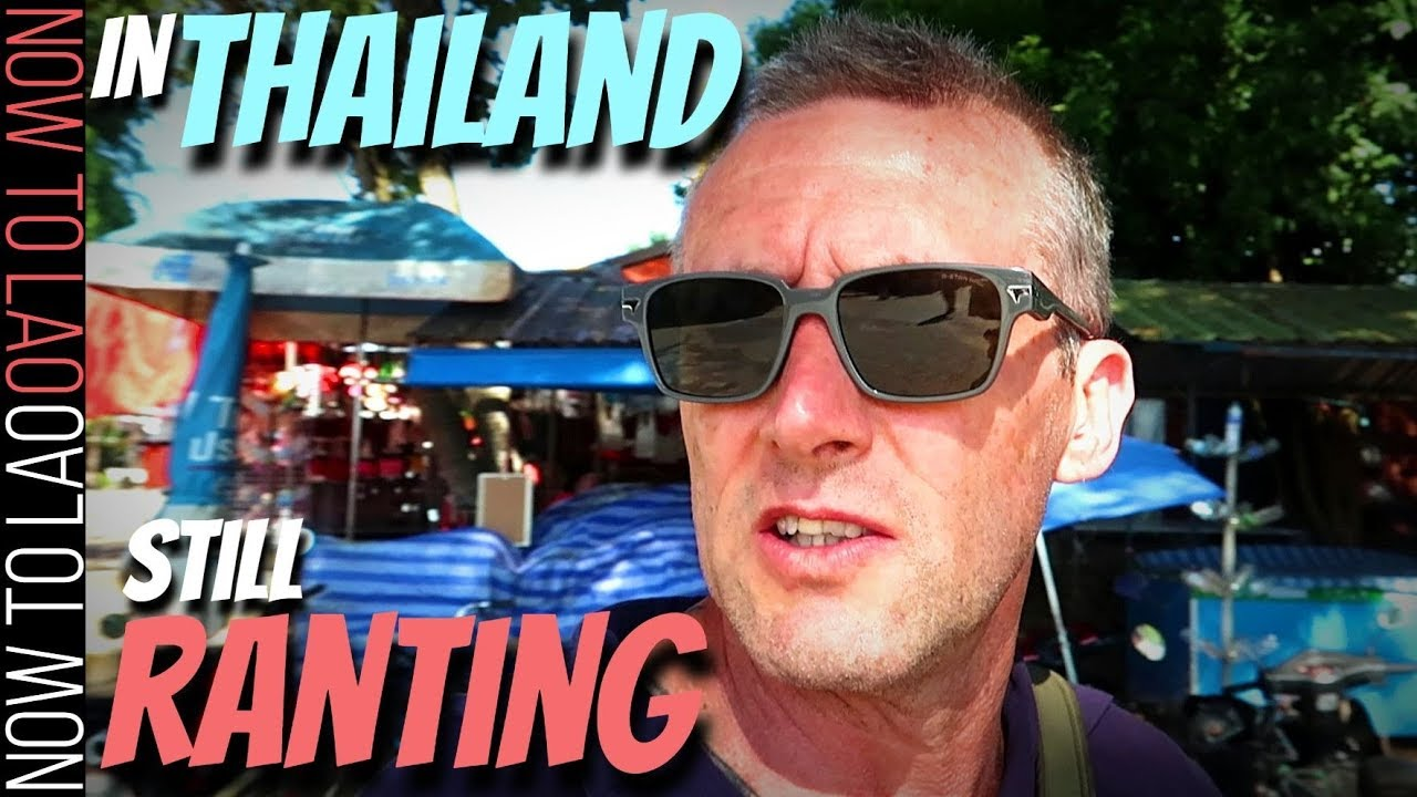 Travel Thailand | Thai/Laos Border Crossing into the Golden Triangle Thailand ประเทศไทย | Now to Lao
