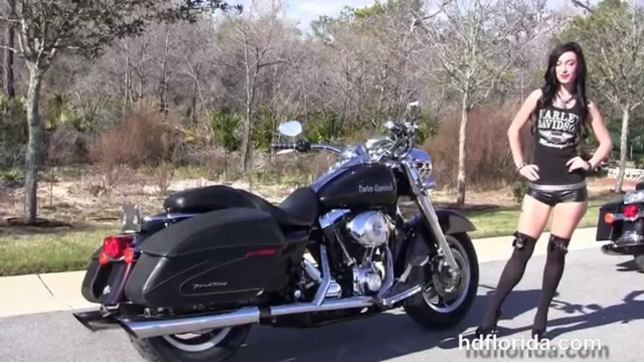 used 2005 harley davidson road king custom motorcycles for sale youtube. Black Bedroom Furniture Sets. Home Design Ideas