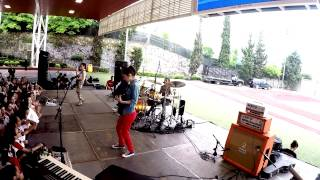 HYSTERIA - MUSE COVER - THE WARNING @ LICEO
