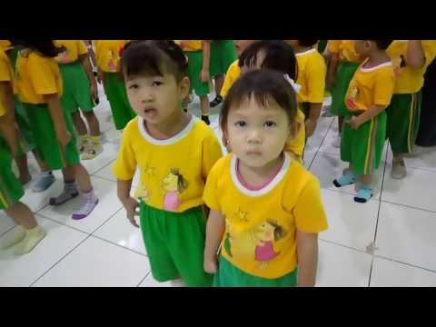 Indonesia Pusaka by Golden Baby School JGC students, Nov 10 2016