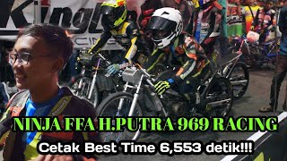 NEW RECORD BEST TIME INDONESIAN DRAGBIKE DIVISION Free For All