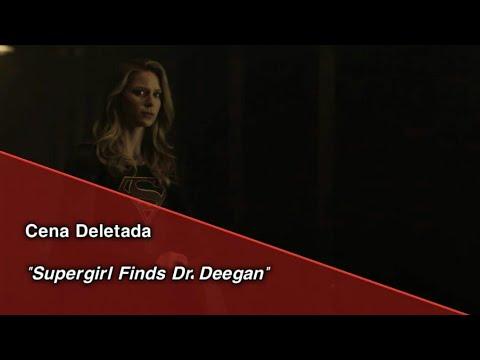 """ElseWorlds • Cena Deletada """"Supergirl Finds Dr. Deegan"""". (Legendado)"""