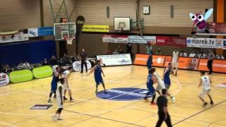 Wir sind Ehingen Basketball Team Ehingen Urspring vs  TG Würzburg Baskets Akademie