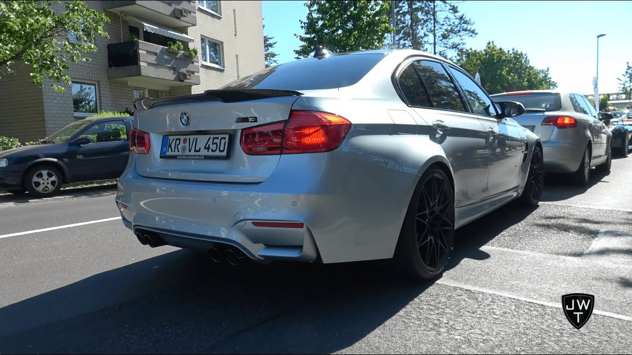 modified 2016 bmw m3 f80 39 s in action revs accelerations more sounds youtube. Black Bedroom Furniture Sets. Home Design Ideas